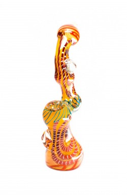 Irresistibowl Orange Water Pipe